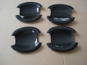 Carbon Fiber Door Handle Cover for Subaru Forester 05th pictures & photos