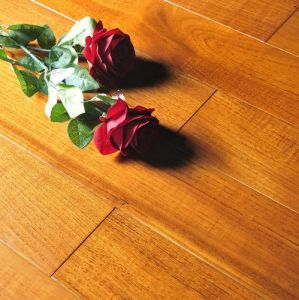 Teak Engineered Wood Flooring Smooth pictures & photos