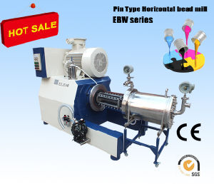 Horizontal Sand Mill for Paint Production Disc Type pictures & photos