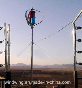 1000W CE Approved Vertical Wind Turbine Generator pictures & photos