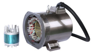 Reliable High Efficiency Green Eco Induction Motor pictures & photos