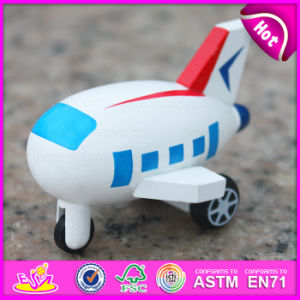 2015 Wooden Kids Toy Airplane, New Plane Toy Wood for Children, Flying Wooden Plane Toy, Kids′ Wooden Toy Plane W04A195 pictures & photos