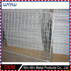 Square 4X4 Galvanized Steel Heavy Duty Welded Wire Mesh Panels