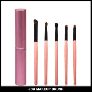 Hot Selling Eyeshadow Brush with Cylinder Case 5PCS (JDK-PMA253)