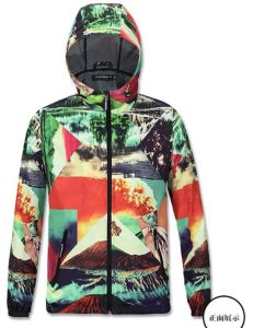 Custom/Customized Winter Windbreaker Sublimation/Sublimated  Printing/Printed Ladies/Women′s Down Jackets