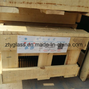Tempered Passenger Door Upper Side Glass for Huanghai/Yutong/Higer Bus pictures & photos