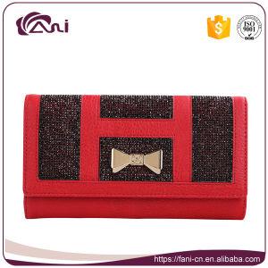 a15c40136e Fani Chinese Red Fancy Wallets, Ladies PU Hand Purse - China Fancy ...