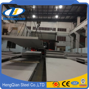 ISO SGS 201 304 430 316 Hot Rolled Wear Resistant Steel Plate pictures & photos
