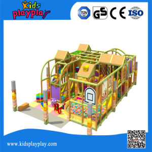 New Design Naughty Castle Indoor Playground Component Creative Playthings for Kids pictures & photos