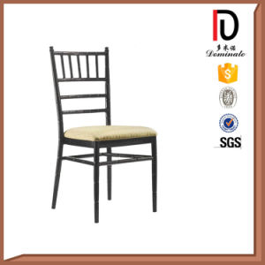 Commercial Restaurant Black Metal Chiavari Tiffany Chair (BR-C015) pictures & photos