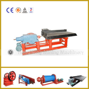 Lab Gold Copper Ore Dressing Shaker Concentrator Table