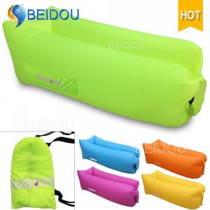 Popular Durable Square Inflatable Air Sofa Sleeping Bag Lazy Bag