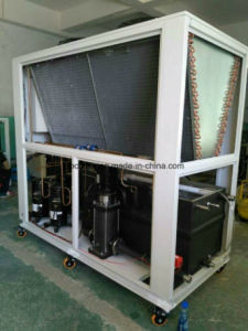 8ton/15ton 69kw Air Cooled Industrial Chiller for Plastic Injection Moulding Machine