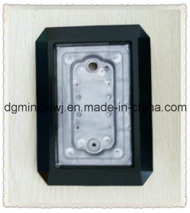 2016 Popular Aluminum Alloy Die Casting for Radiator with Powder Coated Made in China