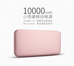 Newest 10000mAh Li-Polymer Power Bank Charger