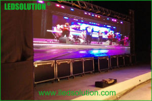 Ledsolution P6 Ultra Light Indoor Outdoor Rental LED Display pictures & photos