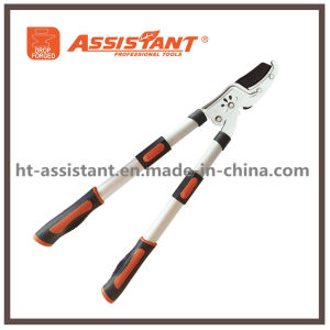 Forged Extendable Anvil Lopping Shears Teflon Coated Gearpower Anvil Loppers