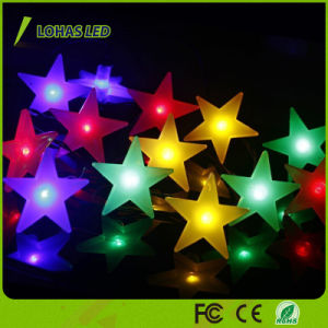 Battery Solar Star Led String Light