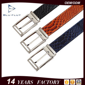 Fashion New Design Styles Wholesale Real Leather Men Waist Belts pictures & photos