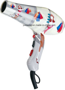 Professional Ionic Color Beauty Hair Salon Hood Dryer (YS-6720) pictures & photos