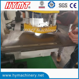 Q35Y-25 high precision hydraulic combined metal punching bending shearing machine pictures & photos