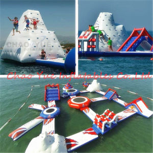 Hot Sale Customized Inflatable Floating Water Sport for Water Park pictures & photos