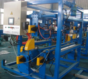 Z - Lock EPS and Rock Wool Sandwich Panel Machine pictures & photos