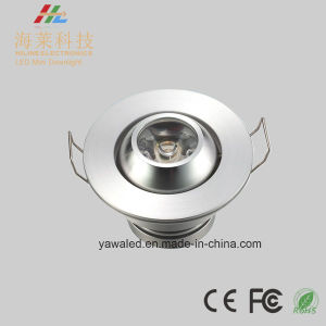 Hl-Eyb 1W/3W LED Mini Downlight pictures & photos