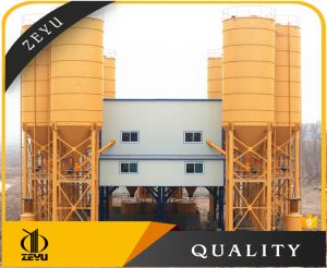 Hls180 Mobile Mixing Machine & Asphalt Batching Plant Made in China