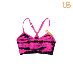 Hot Sale Seamless Girl′s Sports Bra pictures & photos