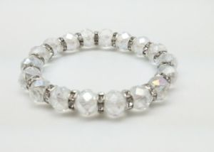 Glass Bracelet Pearl Jewelry Hand Made Jewelry Bracelet Promotion Gift pictures & photos