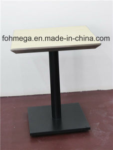 High Quality Wooden Dining Table for Restaurant Cafe (FOH-CXSC46) pictures & photos