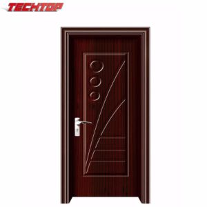China Tpw-085 House Modern Gate Design Wood Skin Main Door Models ...