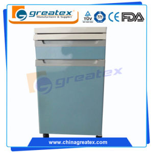Hospital ABS Bedside Drawer Cabinet Beside Locker Cabinet (GT-TA039)