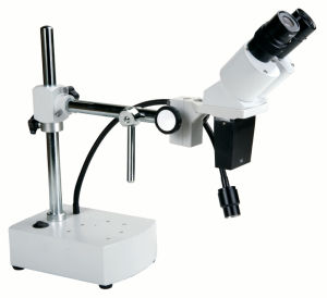C-2D Long Working Distance Stereo Microscope with Illumination pictures & photos