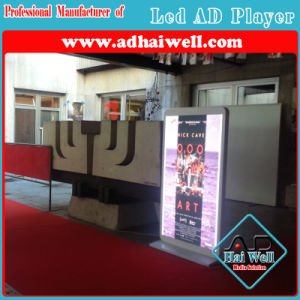 Advertising LED Player/ Free Standing LED Advertising Player/Floor Stand LED Advertising Media Player pictures & photos