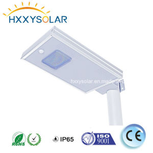 Factory Outdoor 6W-120W All in One Integrated LED Solar Street Light with CCTV Camera