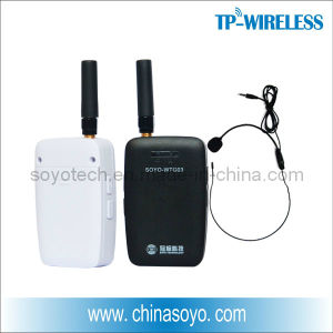 RF Headset Wireless Classroom Microphones for Teacher pictures & photos