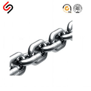 G80 Stainless Steel 304/316 Link Chain with a High Tensile Strength pictures & photos
