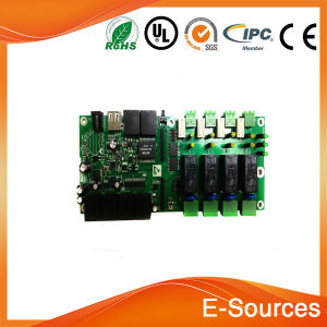 6-Layer Game Machine PCB Assembly