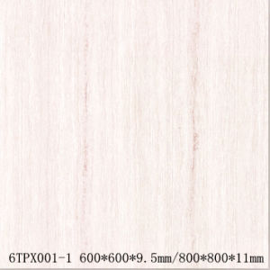 60*60/80*80 Line Stone Series Full Polished Porcelain Ceramic Tiles (6TPX001-1)