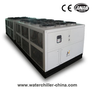 Piston Compressor Air Cooled Industrial Water Chiller 30HP pictures & photos