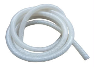 Braided Silicone Hose, Silicone Tube, Silicone Tubing Without Smell pictures & photos
