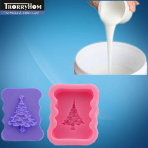 FDA Certificated Liquid Silicon for Making Soap Molds
