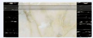 1200X280mm Hot Sale Glazed Marble Stair Tile (1248b) pictures & photos