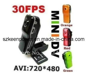 Mini Portable Dvrs, Sports Action Camera Recorder pictures & photos