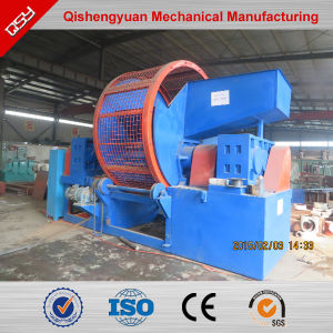 Zps-1200 Scrap Tire Shredder Machine /Tire Crusher Machinery pictures & photos