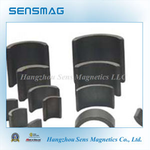 Customized Bonded NdFeB Arc Magnet for Motor, Generator pictures & photos