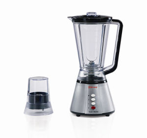 Silver Body Electric 2 Speeds 300W Food Blender pictures & photos