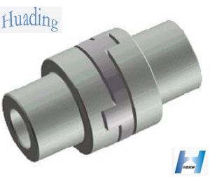 Cardan Shaft Rigid Oldham Coupling with Cross-Shaped Slider (SL)